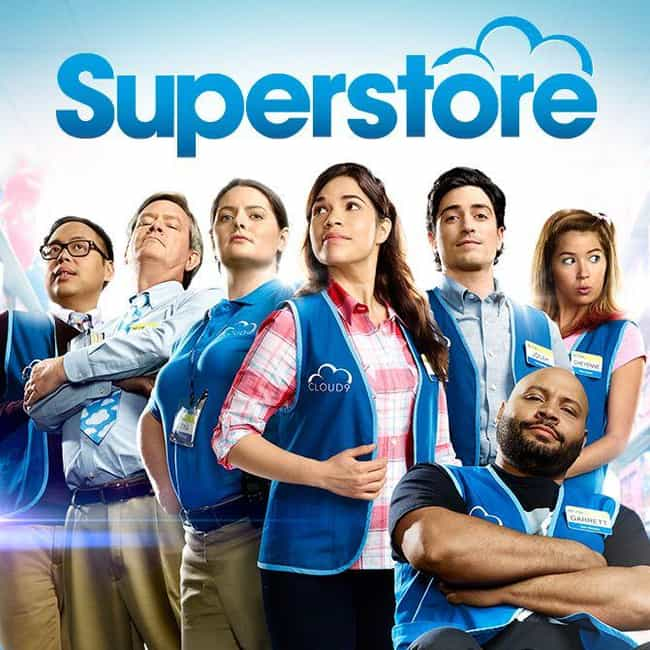 Superstore is listed (or ranked) 4 on the list What to Watch If You Love 'The Goldbergs'