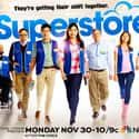 Superstore is listed (or ranked) 38 on the list The Best Current TV Shows with Gay Characters