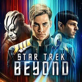 Star Trek Beyond is listed (or ranked) 9 on the list The Best New Adventure Movies of the Last Few Years