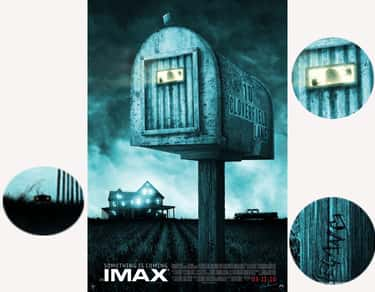 10 Cloverfield Lane is listed (or ranked) 1 on the list Incredible Hidden Details In Sci-Fi Movie Posters
