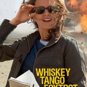 Whiskey Tango Foxtrot is listed (or ranked) 11 on the list The Best Comedy Movies of 2016