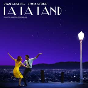 La La Land is listed (or ranked) 8 on the list The Best Musical Movies Nominated for Best Picture