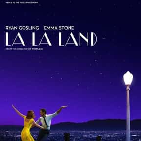 La La Land is listed (or ranked) 7 on the list The Best Musical Love Story Movies