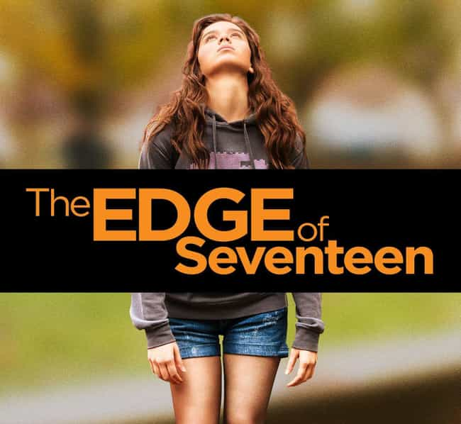 The Edge of Seventeen is listed (or ranked) 3 on the list The Best Teen Romance Movies On Netflix