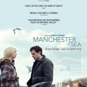 Manchester by the Sea is listed (or ranked) 6 on the list The Best Movies About Grief, Ranked
