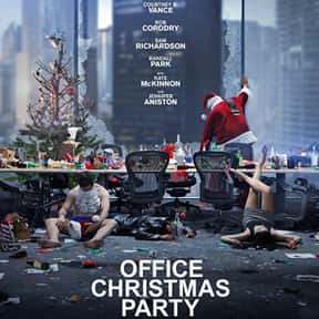 Office Christmas Party is listed (or ranked) 24 on the list The Very Best Jennifer Aniston Movies