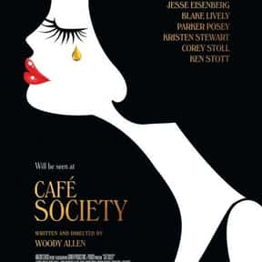 Café Society is listed (or ranked) 23 on the list The Best Comedy Movies of 2016