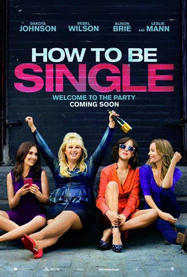 How to Be Single is listed (or ranked) 1 on the list What to Watch If You Love Bad Moms