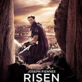 Risen is listed (or ranked) 7 on the list The Greatest Biblical Movies Ever Made
