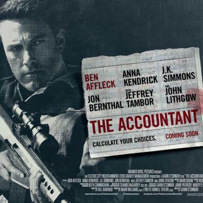 The Accountant is listed (or ranked) 4 on the list What to Watch If You Love Nerve