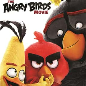 The Angry Birds Movie is listed (or ranked) 16 on the list The Best New Kids Movies of the Last Few Years