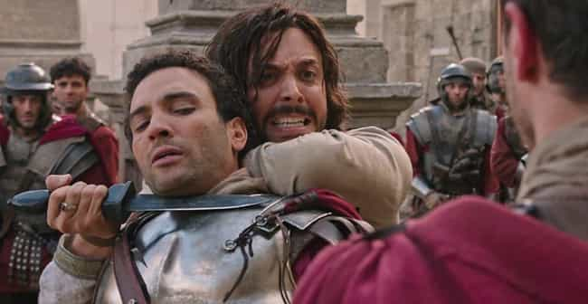 Ben-Hur is listed (or ranked) 3 on the list The Worst Movie Reboots Of The Decade