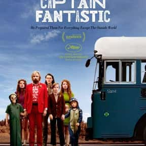 Captain Fantastic is listed (or ranked) 7 on the list The Best Comedy Movies of 2016