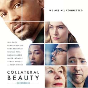 Collateral Beauty is listed (or ranked) 19 on the list The Best Will Smith Movies
