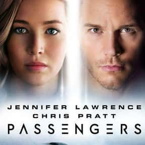 Passengers is listed (or ranked) 5 on the list The Best Jennifer Lawrence Movies