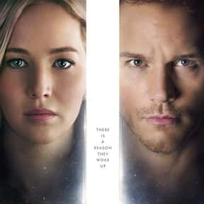 Passengers is listed (or ranked) 1 on the list The Most Romantic Science Fiction Movies