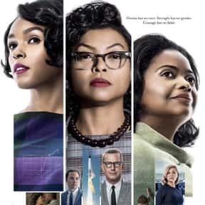 Hidden Figures is listed (or ranked) 26 on the list The Best Kevin Costner Movies