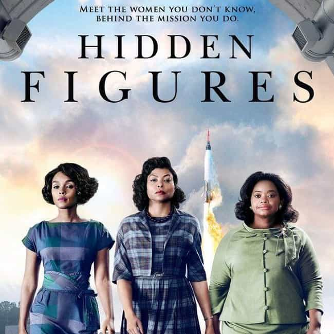 Hidden Figures is listed (or ranked) 3 on the list The Best Historical Movies for Kids