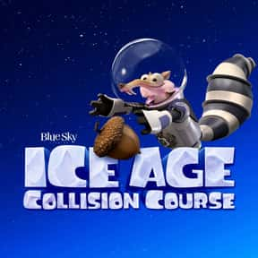 Ice Age: Collision Course is listed (or ranked) 10 on the list The Worst Movies of 2016