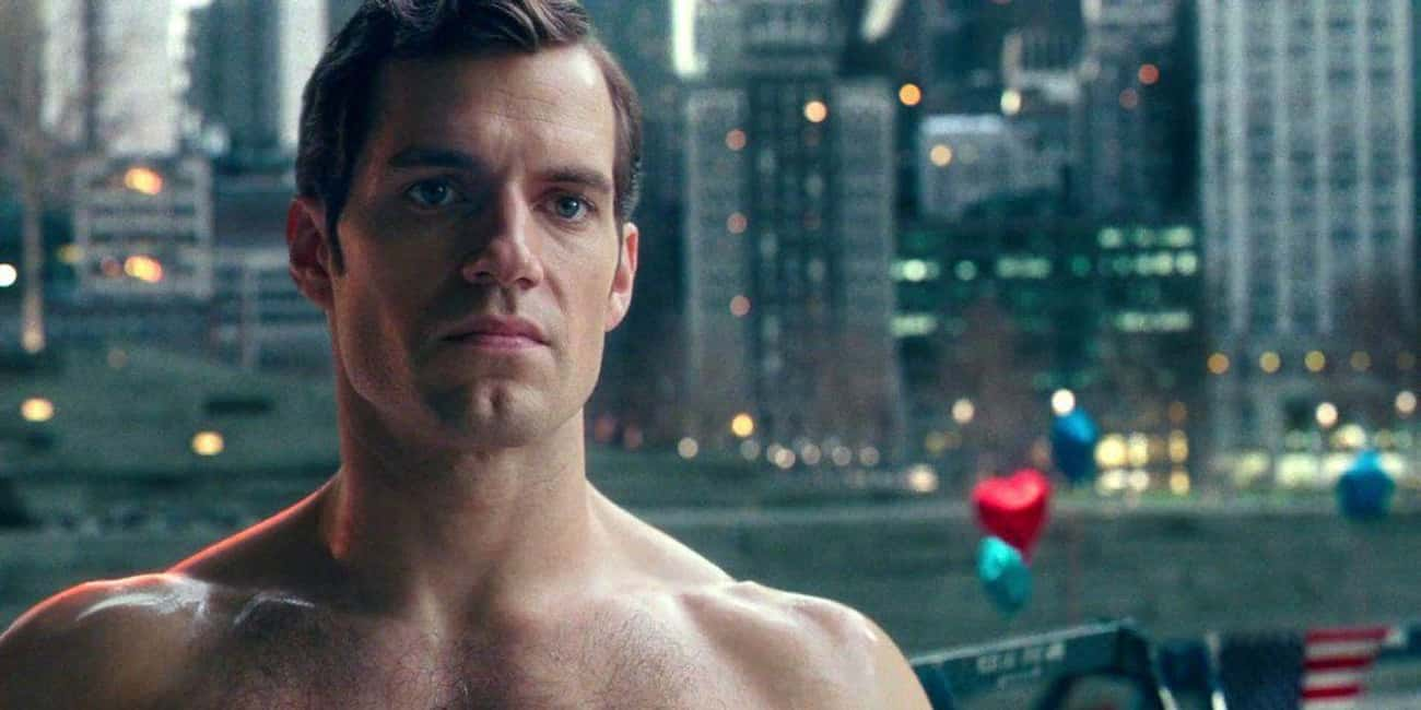 Superman's Ressurection In 'Justice League'