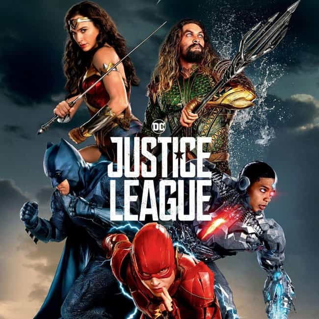 Justice League is listed (or ranked) 3 on the list The Best Movies In The DC Extended Universe