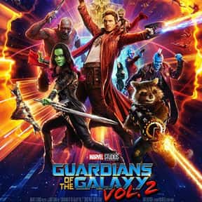 Guardians of the Galaxy Vol. 2 is listed (or ranked) 19 on the list The Greatest Comic Book Movies of All Time
