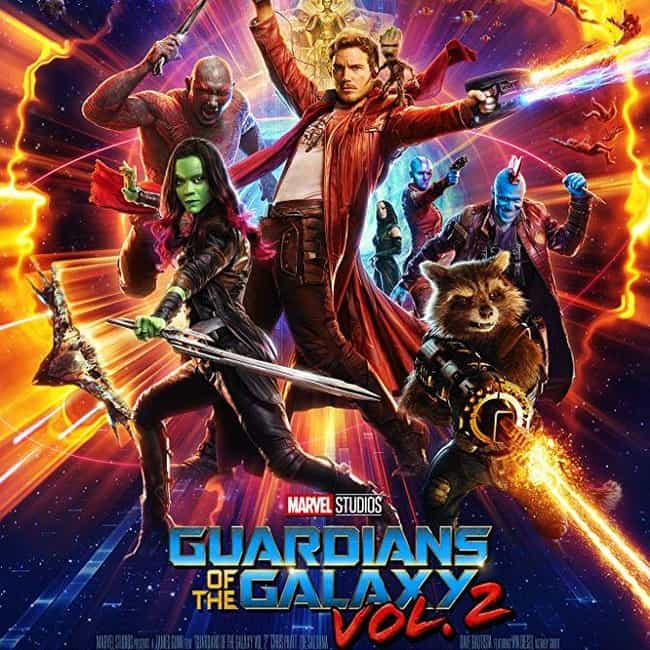 Guardians of the Galaxy Vol. 2 is listed (or ranked) 3 on the list Things You Should Know About Marvel Studios' Phase 3