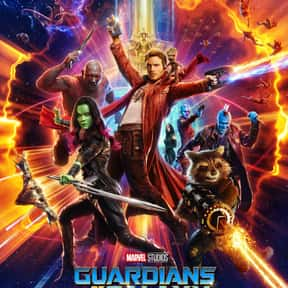 Guardians of the Galaxy Vol. 2 is listed (or ranked) 12 on the list The Highest-Grossing PG-13 Rated Movies Of All Time