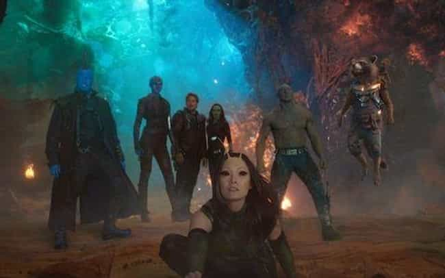 Guardians of the Galaxy ... is listed (or ranked) 3 on the list The Most Underrated Sci-Fi Movies Of The 2010s