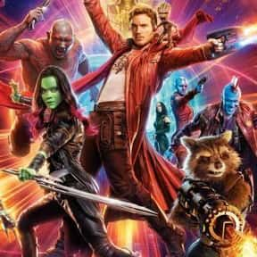 Guardians of the Galaxy Vol. 2 is listed (or ranked) 18 on the list The Best Superhero Movies Ever Made