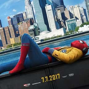Spider-Man: Homecoming is listed (or ranked) 15 on the list The Best Robert Downey Jr. Movies