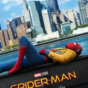 Spider-Man: Homecoming is listed (or ranked) 24 on the list The Highest-Grossing PG-13 Rated Movies Of All Time