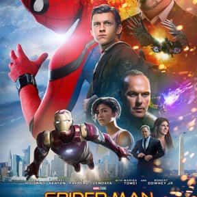 Spider-Man: Homecoming is listed (or ranked) 8 on the list Every Comic Book Movie From 2017, Ranked