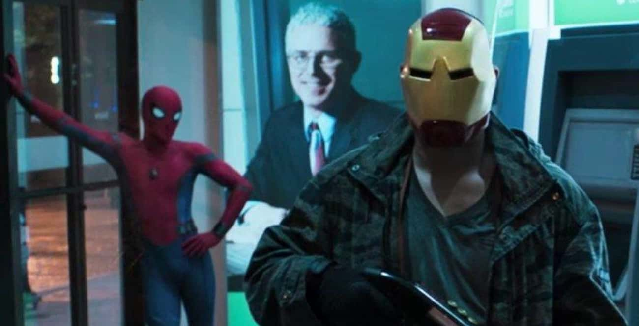 Spider-Man: Homecoming is listed (or ranked) 3 on the list Surprisingly Good Movies From 2017 That Should Have Been Terrible