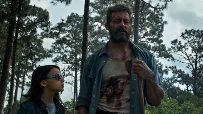 Logan is listed (or ranked) 3 on the list Surprisingly Good Movies From 2017 That Should Have Been Terrible