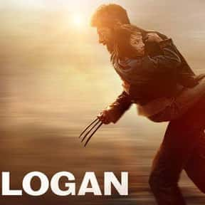 Logan is listed (or ranked) 4 on the list The Best Superhero Movies Ever Made