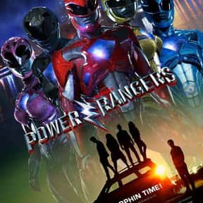 Power Rangers is listed (or ranked) 9 on the list Every Comic Book Movie From 2017, Ranked