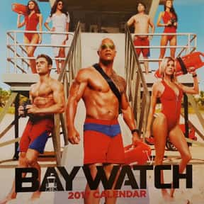 Baywatch is listed (or ranked) 10 on the list Great Movies Set on the Beach
