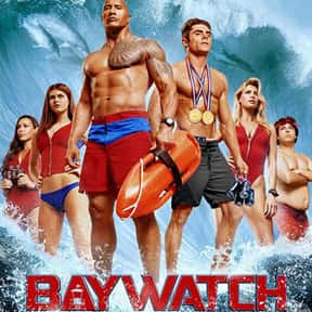 Baywatch is listed (or ranked) 8 on the list The Best Zac Efron Movies