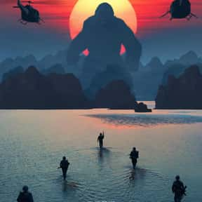 Kong: Skull Island is listed (or ranked) 18 on the list The Best Monster Movies