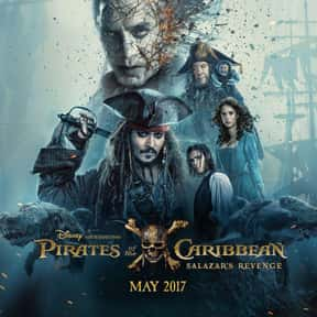Pirates of the Caribbean: Dead is listed (or ranked) 8 on the list The Best Pirate Movies