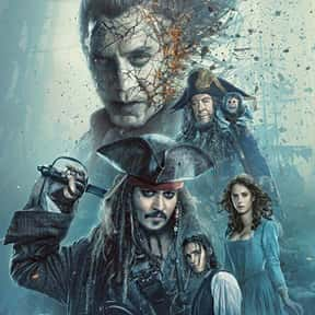 Pirates of the Caribbean: Dead is listed (or ranked) 14 on the list The Best Johnny Depp Movies