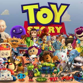 Toy Story Franchise is listed (or ranked) 9 on the list Good Movies for 4-Year-Olds