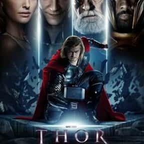 Thor Franchise is listed (or ranked) 17 on the list The Best PG-13 Thriller Movies