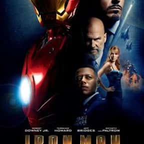 Iron Man Franchise is listed (or ranked) 20 on the list Good Movies for 11 Year Olds