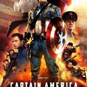 Captain America Franchise is listed (or ranked) 22 on the list Good Movies for 11 Year Olds