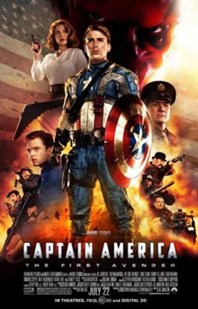 Captain America Franchis... is listed (or ranked) 4 on the list What to Watch If You Love 'Agents of S.H.I.E.L.D.'