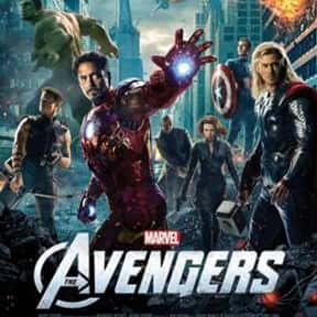 Avengers Franchise is listed (or ranked) 7 on the list The Best PG-13 Thriller Movies