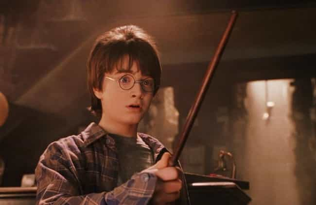 Harry Potter Franchise ... is listed (or ranked) 3 on the list The Coolest Signature Weapons In Movie History, Ranked