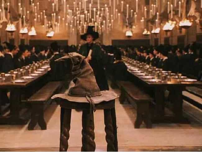 Harry Potter Franchise ... is listed (or ranked) 4 on the list The 12 Most Iconic Hats in Movie History